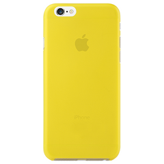 Case ZERO for iPhone 6, yellow