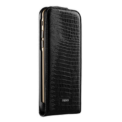 Case WILD PLUS for iPhone 6, black croco