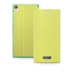 Case Marylebone for Sony Xperia Z3, yellow