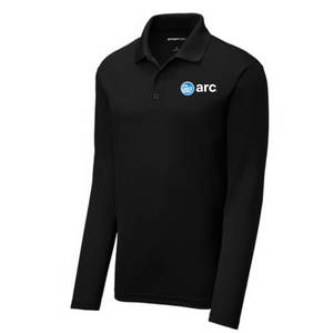 ARC Long Sleeve Polo
