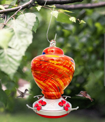 Hummingbird Feeder for Outdoors