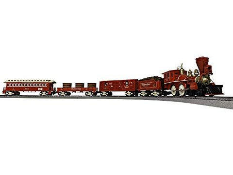 Lionel Anheuser-Busch Clydesdale Electric O Gauge Model Train Set - UniqueVintages