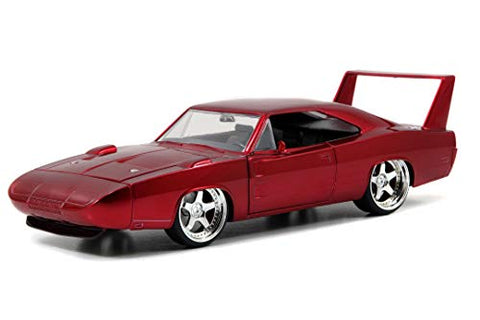Fast & Furious Dom's Dodge Charger Daytona 1:24 DieCast