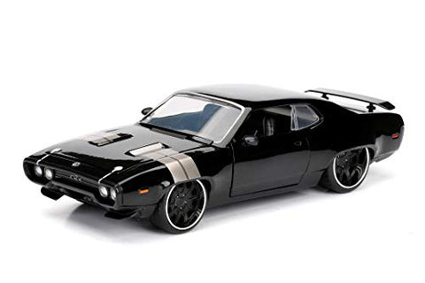 Fast & Furious Dom's 1971 Plymouth GTX 1:24 DieCast