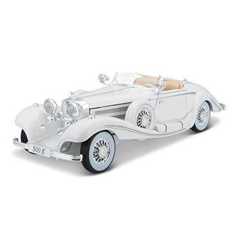1936 M-B 500 K Type 1:18 DieCast - UniqueVintages