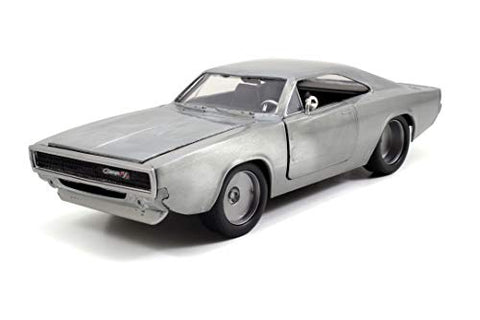 Fast & Furious Dom's 1968 Dodge Charger R/T 1:24 DieCast