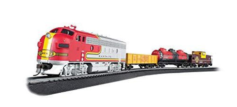 Bachmann Trains - Canyon Chief Electric Train Set - HO Scale - UniqueVintages