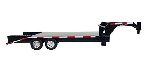 Flatbed Trailer 1:20 Plastic Model