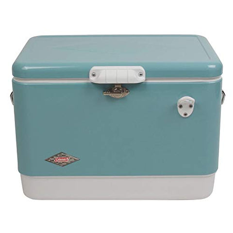 Steel-Belted Cooler with Bottle Opener