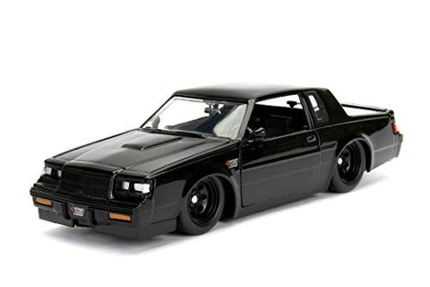 Fast & Furious '87 Buick Grand National 1:24 DieCast