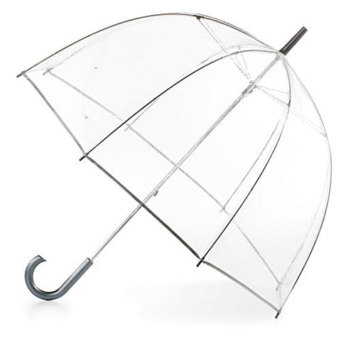 Women's Clear Bubble Umbrella vintage