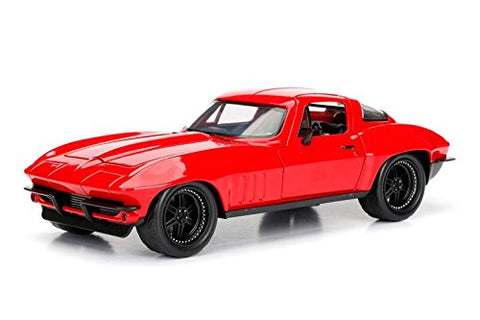 Fast & Furious Letty's 1966 Chevy Corvette 1:24 DieCast