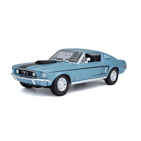 1968 Ford Mustang GT Cobra Jet Hard Top 1:18 DieCast