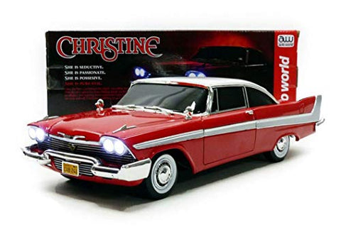 1958 Plymouth Fury Stephen King Christine 1:18 DieCast