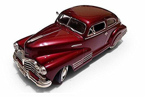 1948 Chevy Aerosedan Fleetline 1:24 DieCast - UniqueVintages