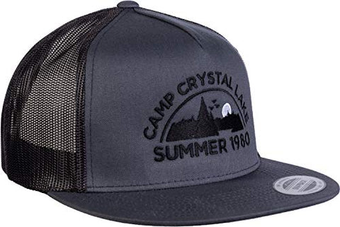 Camp Crystal Lake, Summer 1980 Retro Movie Cap
