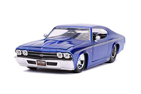 1969 Chevy Chevelle SS 1:24 DieCast