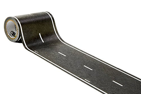 "Black Tape Road 30'x4"" for DieCast Display"