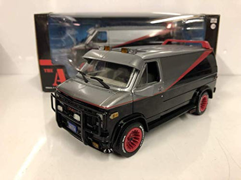 The A-Team 1983 GMC Vandura 1:24 DieCast
