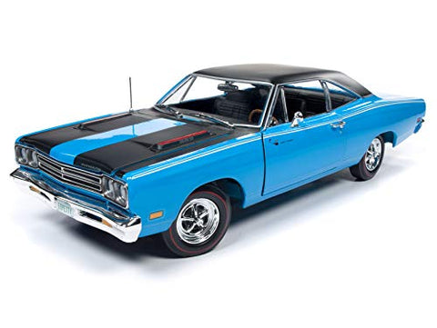 1969 Plymouth Road Runner Hardtop 1:18 DieCast