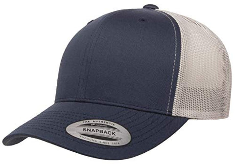 Men's Classics Retro Trucker Cap 2-Tone