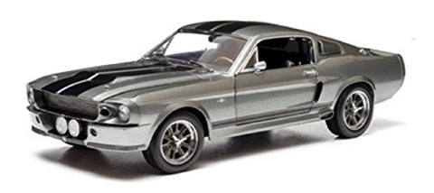 Eleanor 1967 Custom Shelby GT500 60 Seconds 1:24 Diecast