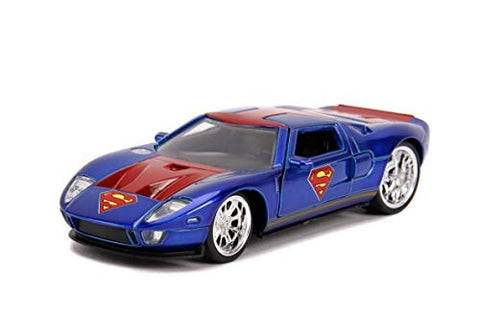 Superman 2005 Ford GT 1:32 DieCast