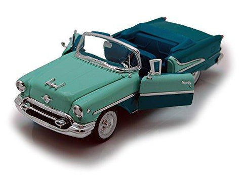 1955 Oldsmobile Super 88 1:24 DieCast - UniqueVintages