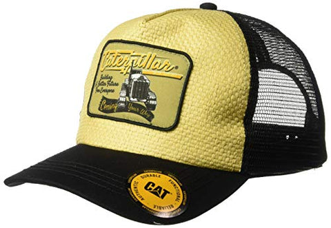 Caterpillar Retro New Terrain Cap