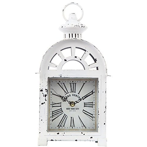 Vintage Inspired Lantern Grand Central New York City Clock