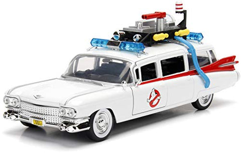 Ecto-1 Ghostbusters 1:24 DieCast