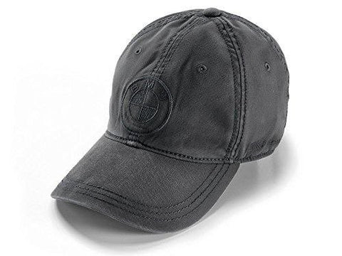 BMW Vintage Cap Black