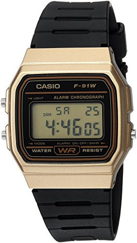 Casio Classic Quartz Watch F-91W
