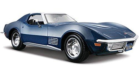 1970 Chevy Corvette T-Top 1:24 DieCast - UniqueVintages