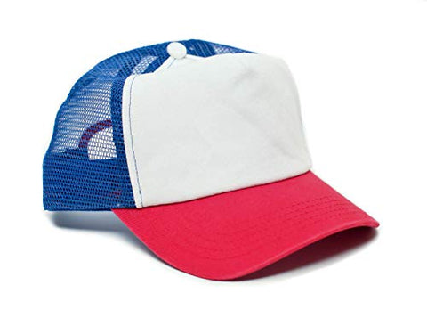 Stranger Things Movie Cap Hat Red/White