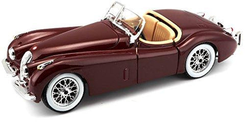 1951 Roadster 120 XK Jaguar 1:24 DieCast - UniqueVintages