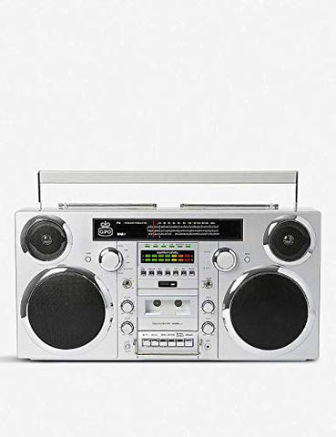 Retro Brooklyn Portable Boombox
