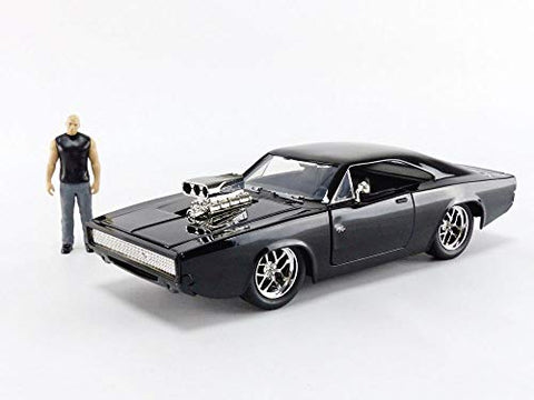 Fast & Furious Dom & Dodge Charger R/T 1: 24 DieCast