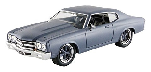 Fast & Furious Dom's 1970 Chevy Chevelle SS Vehicle 1:24 DieCast