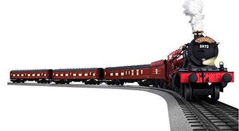 Lionel Hogwarts Express Electric O Gauge Model Train Set - UniqueVintages
