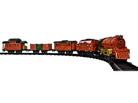 Lionel Northern Star, Miniature Battery-powered Model Train Set - UniqueVintages
