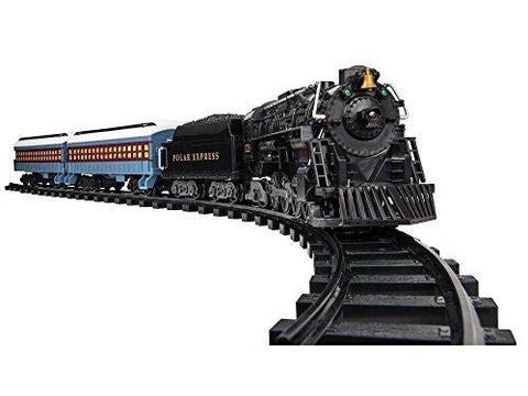 Lionel The Polar Express Battery-powered Model Train Set - UniqueVintages