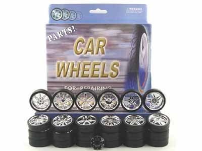 Replacement Rims For 1:24 Diecast