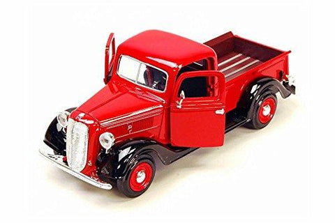 1937 Ford Pick Up Truck 1:24 DieCast - UniqueVintages