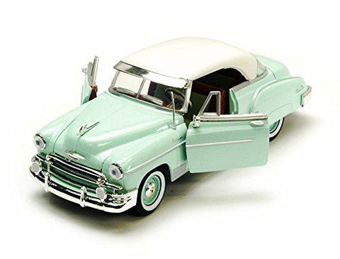 1950 Chevy Bel Air 1:24 DieCast - UniqueVintages