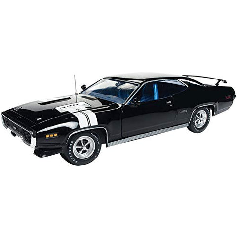 1971 Plymouth GTX Black Limited Edition 1:18 DieCast