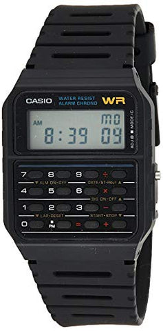 Casio Vintage Calculator Watch CA53W-1