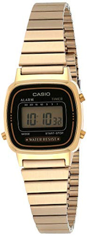 Casio Women's Vintage Watch LA670WGA-1DF