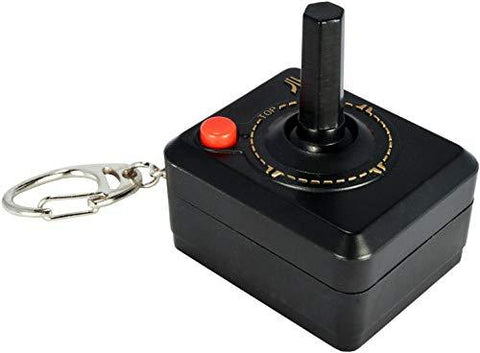 Atari Joystick Sound Keychain - UniqueVintages
