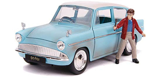 Harry Potter & 1959 Ford Anglia 1:24 DieCast